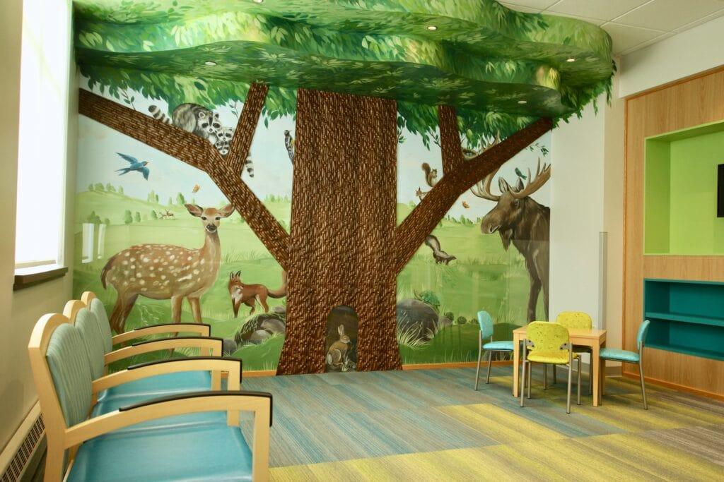 Murals and fine art meme hill studio interior designer - Interior decorators rochester ny ...