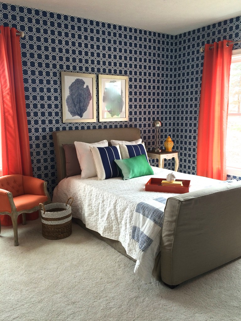 Guest bedroom ideas fro Meme Hill Studio