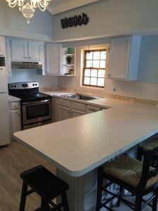 The its Bitsy cottage kitchen makeover