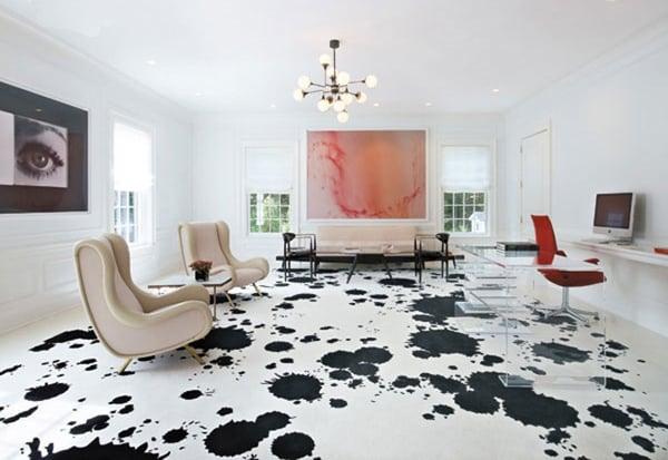 Splatter-painted-floors