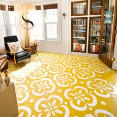 Painted Floors Inspiration