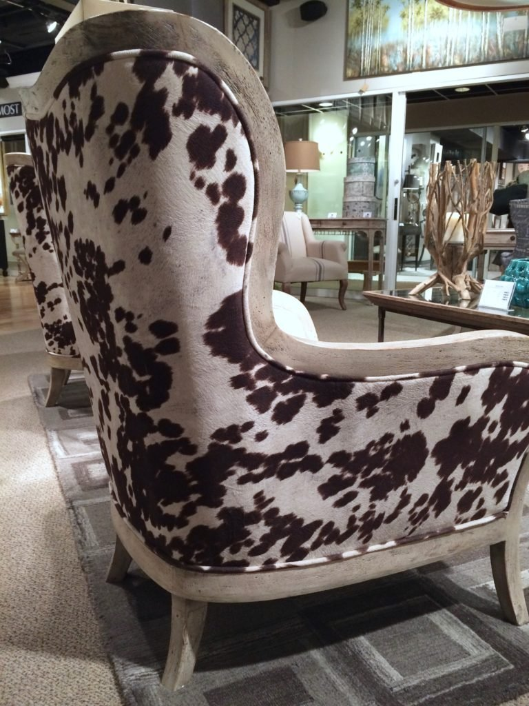 Home-decor-decorating-trends-2017-home-decor-accent-chairs-furniture-Meme-Hill-animal-print-cowhide-patterns-uttermost