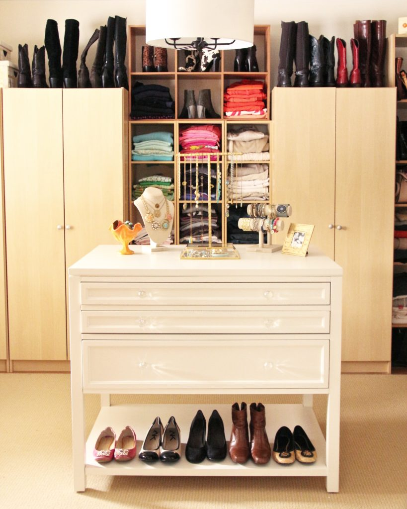 closet organization, organizing ideas, master bedroom walk-in closets