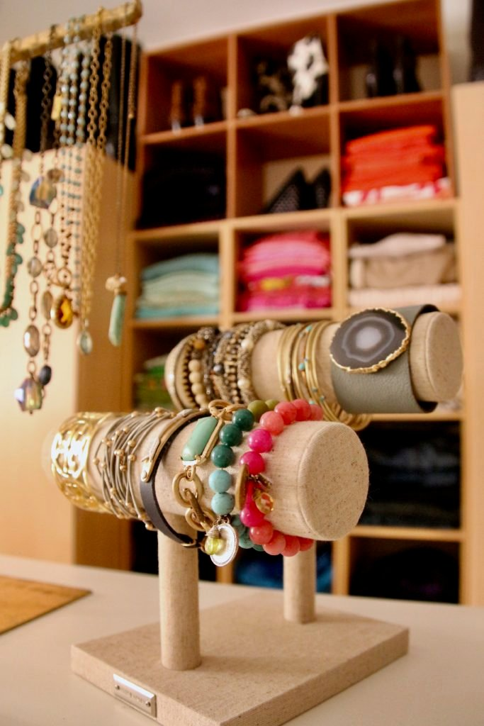 Dream Walk In Closet Organizing Jewelry Clothes Homegoods