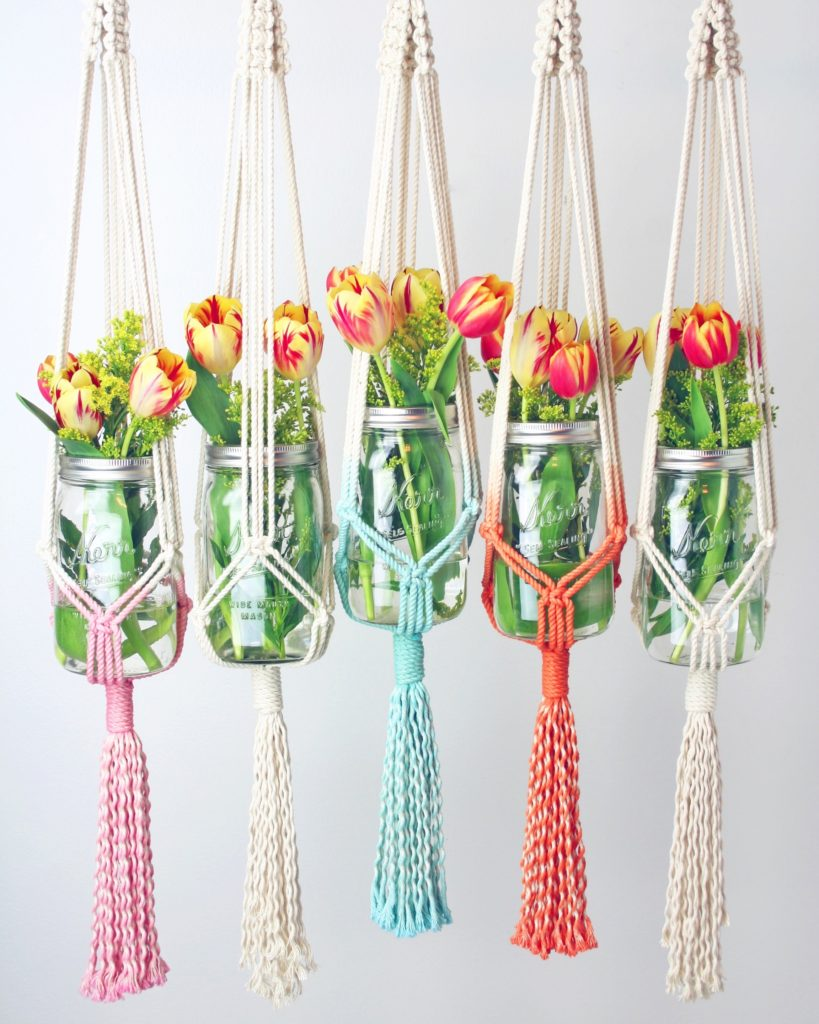 macrame-wall-hanging-trends-boho-chic-bedroom-weaving-hitch-cord-mason-jar-dip-dyed-planters-bohemian