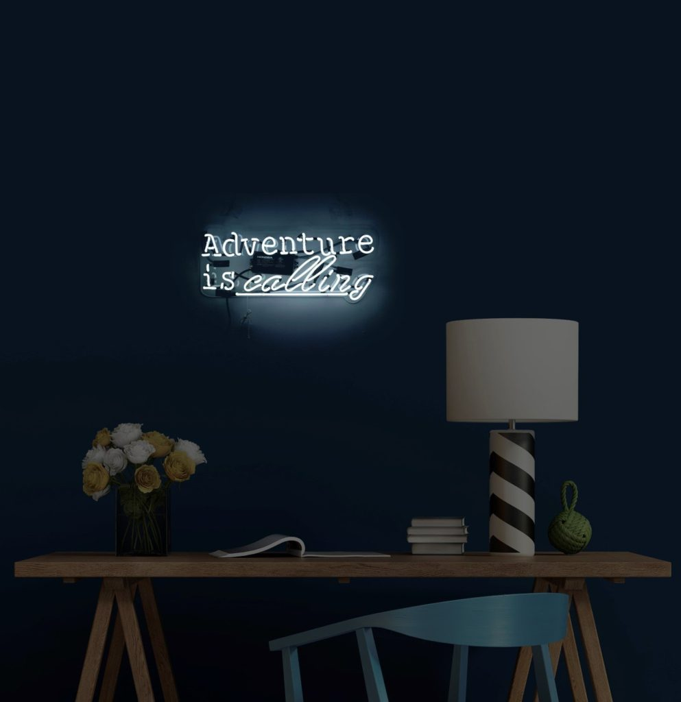 trends-neon-lights-adventure-calling-home decor_decorating