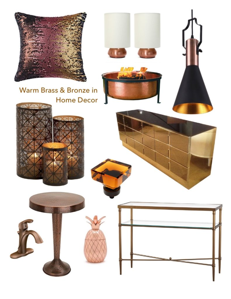 warm-broze-Home-decor-decorating-copper-firepit-trends-2017-furniture-Meme-Hill-glam-global-lantern-metal-morroccan-lighting