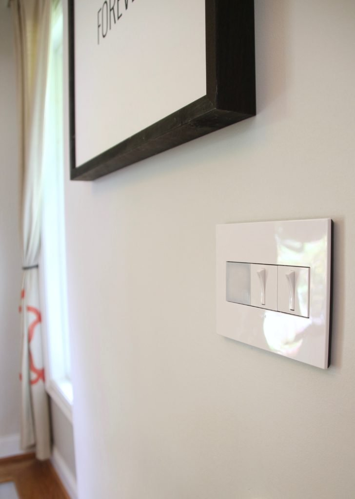 Adorne Legrand Outlet Switch Hgtv Home Electrical Upgrade Modern Innovative Nightlight Lighting X on Kitchen Island Outlets