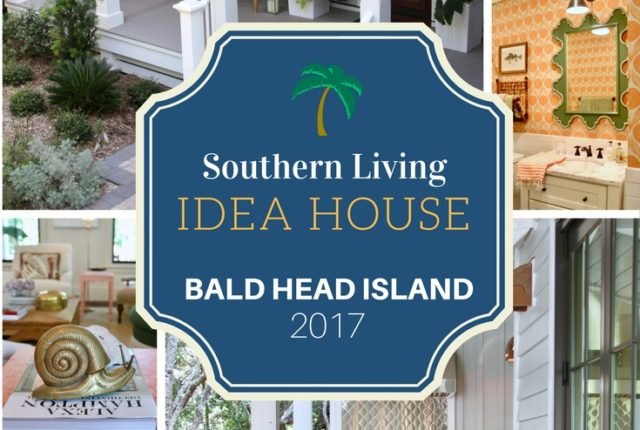 Southern _living_Idea_House_2017_Delta_faucet_bald_head_island_Meme_hill_tour_blogger_private_Integrity_marvin_windows