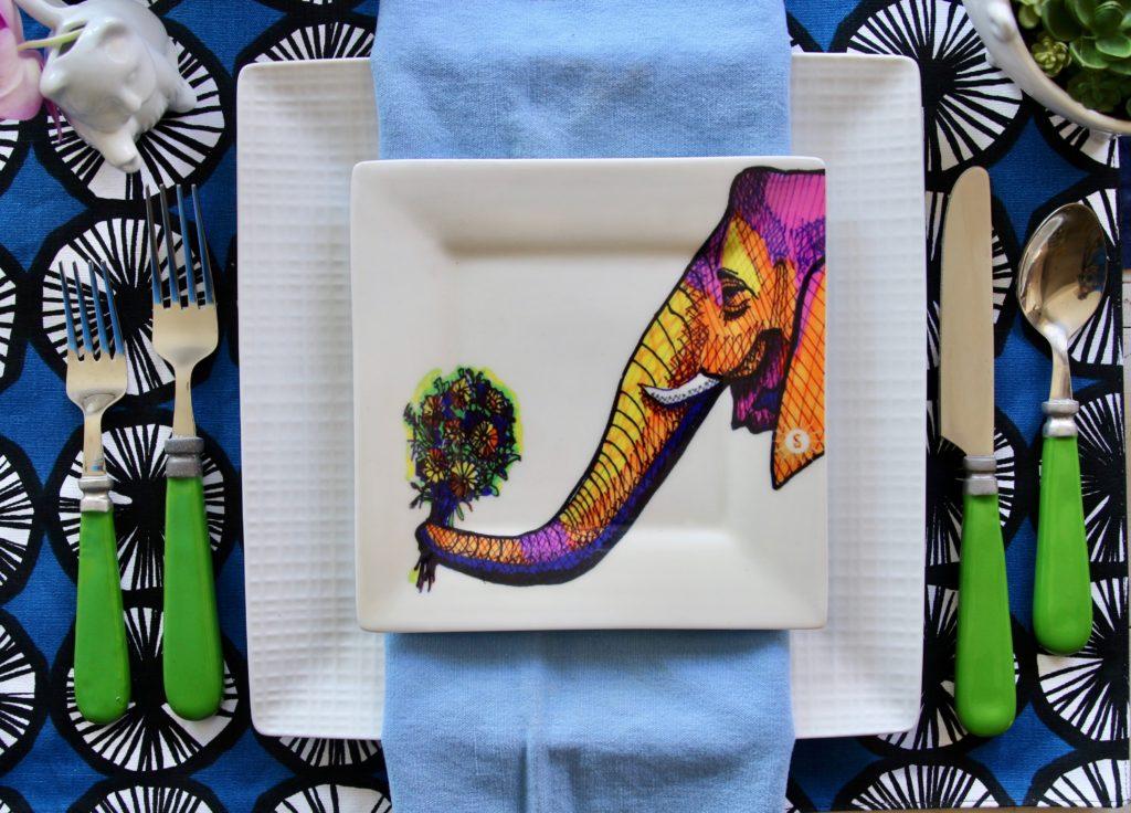 kaaren_anderson_Solvieg_studio_meme_hill_dog_portraits_plates_elephant