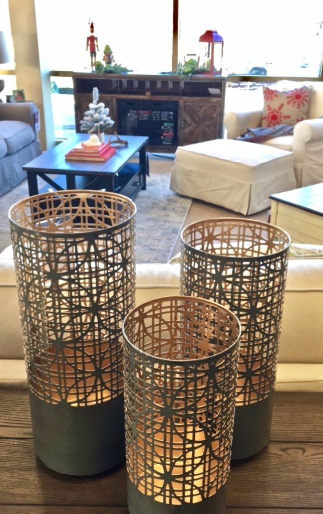 pierced_table_lanterns_votives_gold_black_candle_raymour_flanigan_meme_hill
