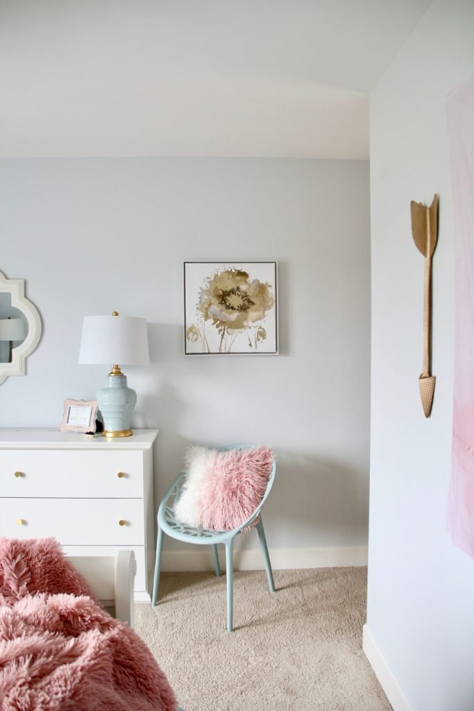 Designing_Teen_room_to_Last_white_furniture_makeover_bedroom_MemeHIll_studio_amie_freling_decorating_ideas_lighting_turquoise_pink_gold_arrows