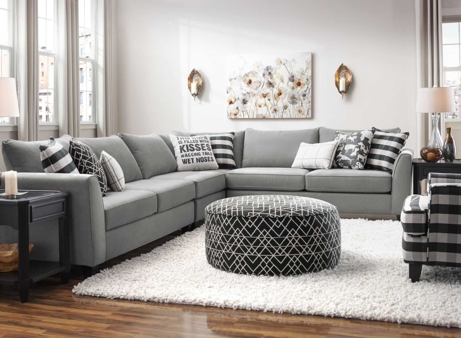 Raymour And Flanigan Living Room Sectionals Home Design Ideas