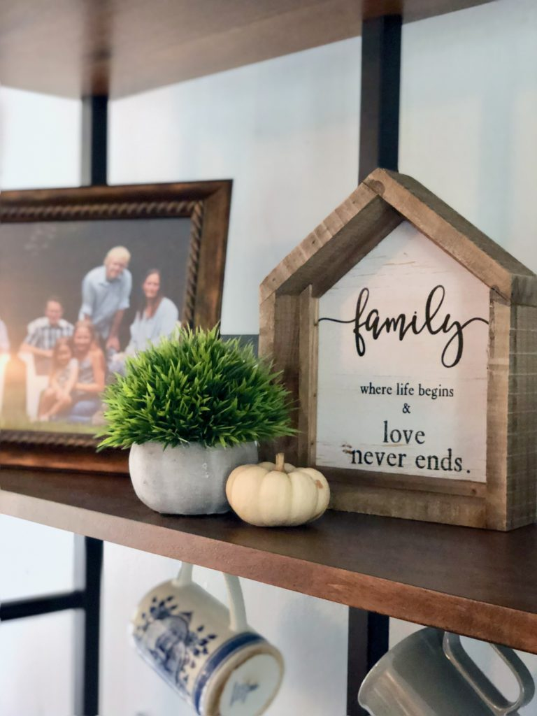 farmhouse style wall art, family quotes