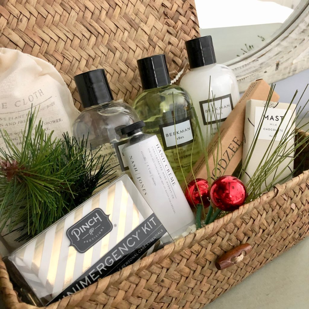 gift basket ideas, panache gift baskets, luxurious gift ideas