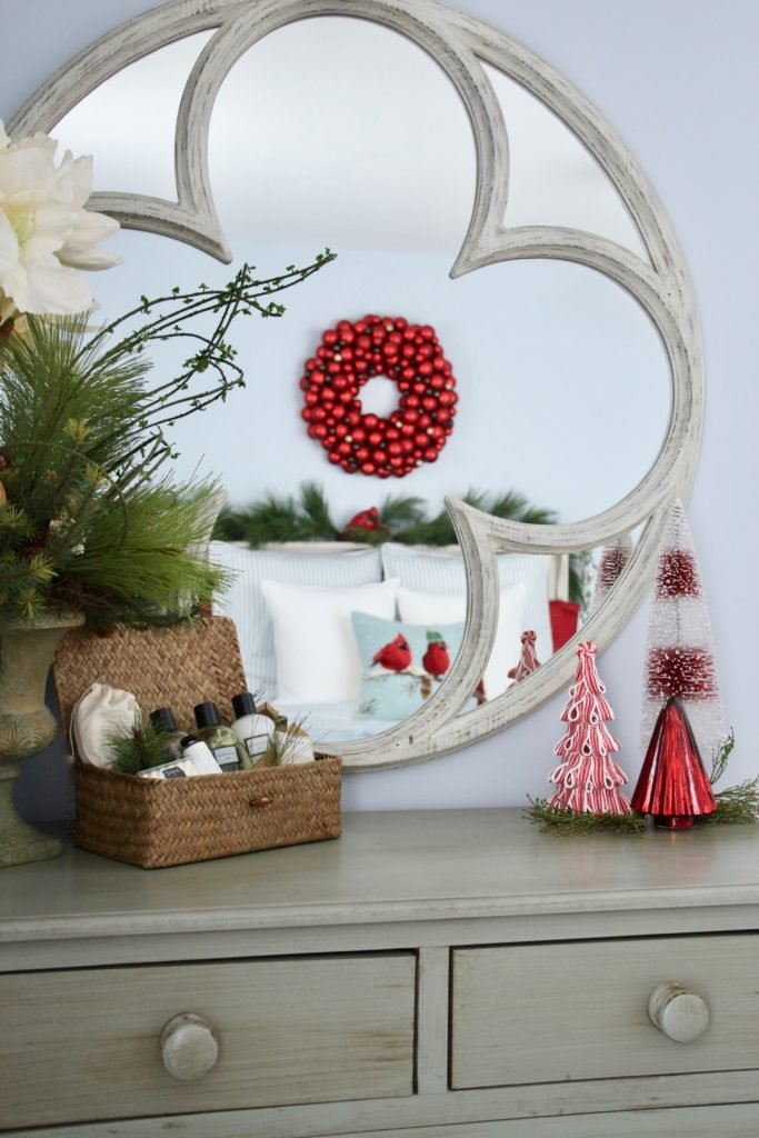 panache gift baskets, luxury gift baskets, christmas decorating ideas, bedroom decor