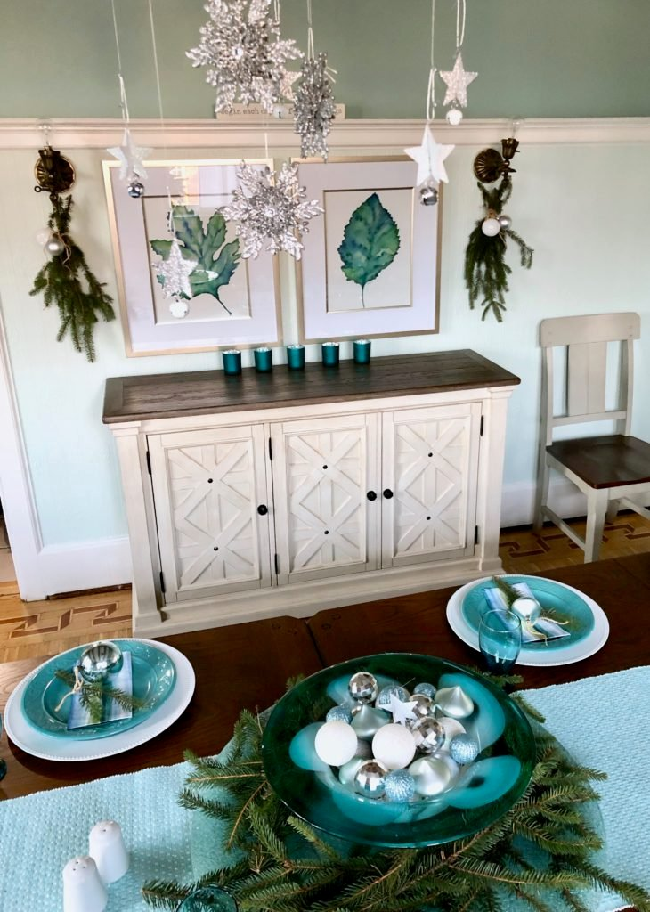white pretty buffet servers, Aspen buffet from Raymour and Flanigan