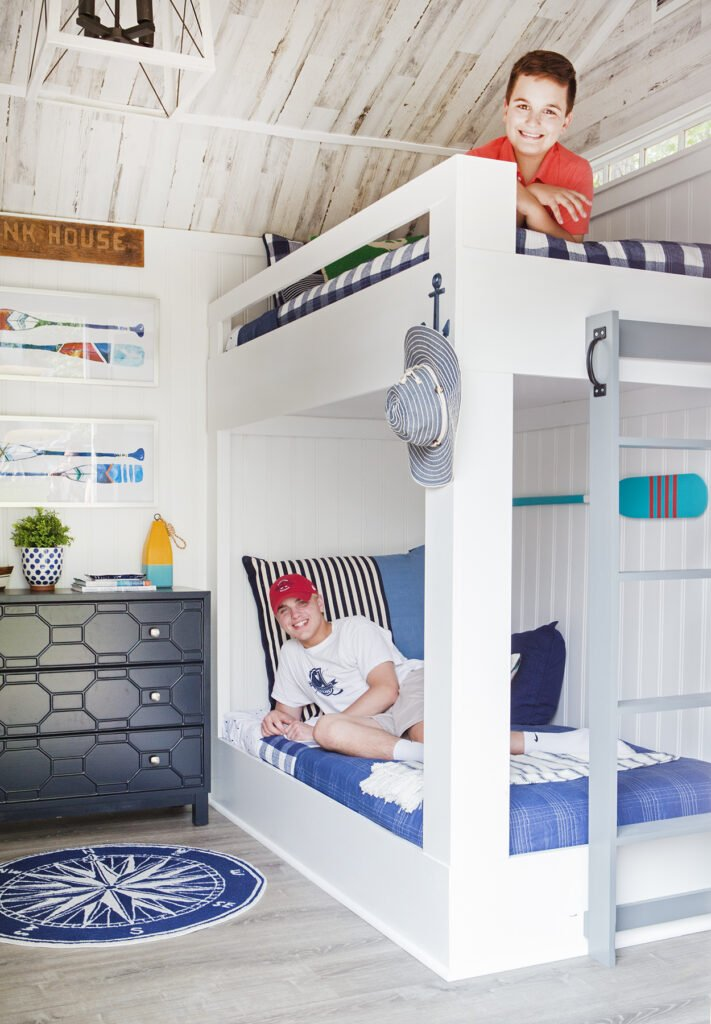 bunkbed ideas, bunk bed plans , cute bunkbeds, white bunks, bunkhouse ideas