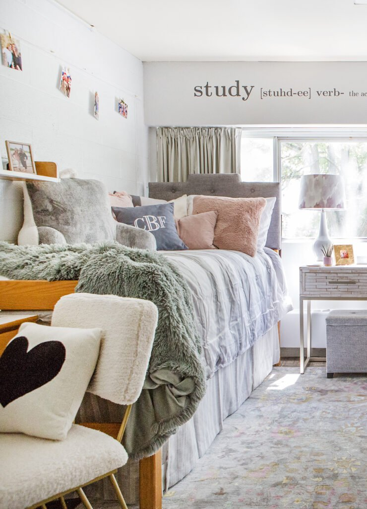 gorgeous dorm room decorating ideas