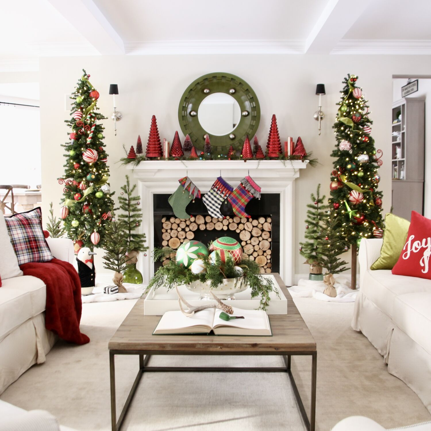 Christmas Decorating Ideas Archives Meme Hill Studio Interior Designer Blogger Amie Freling Brown