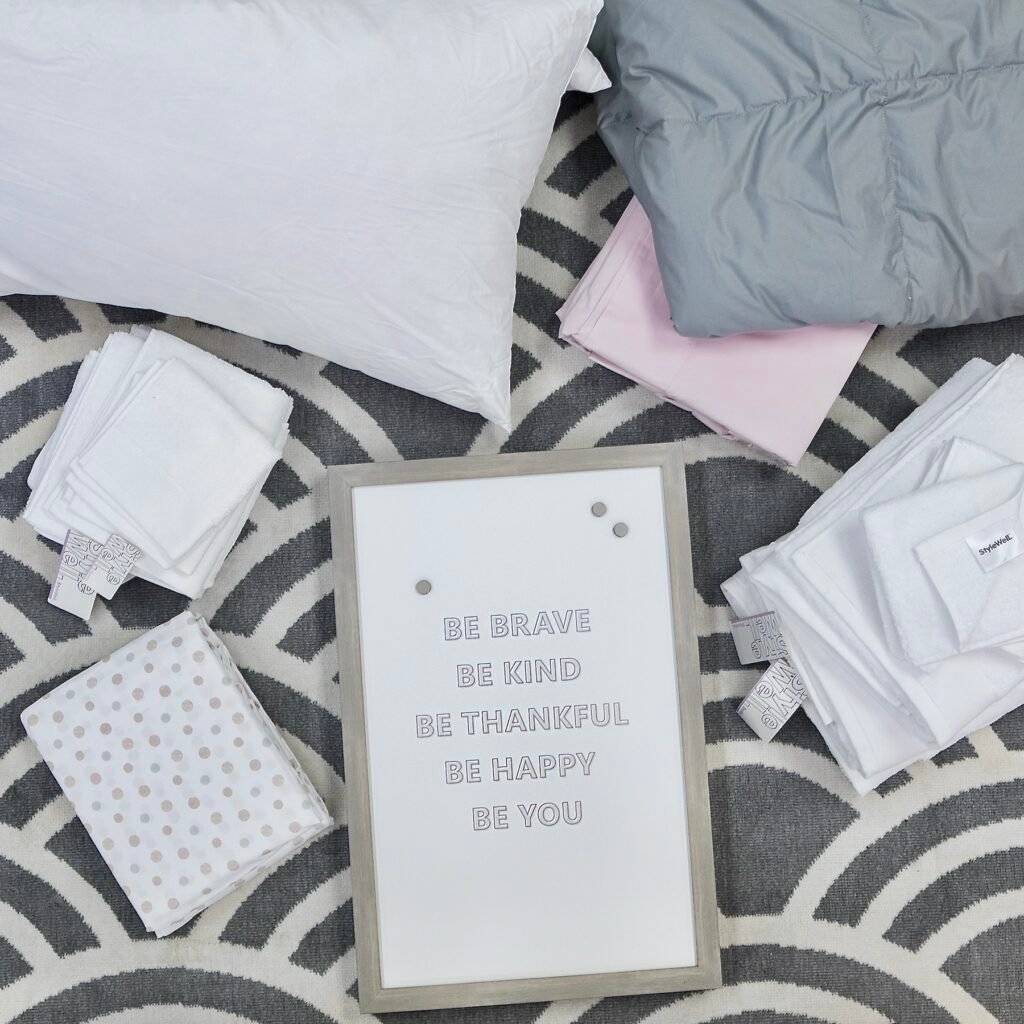 Affordable, Stylish, Quality Dorm and College Decor