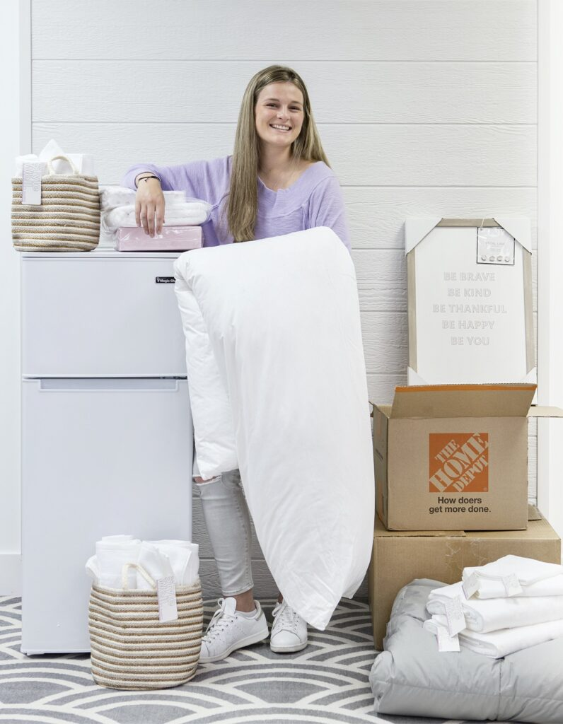 Back to Campus Shopping 101: Dorm and apartment essentials