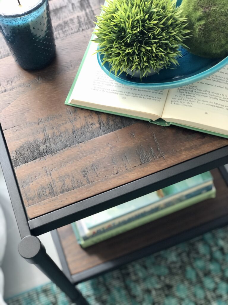 The Zinus Wesley side table