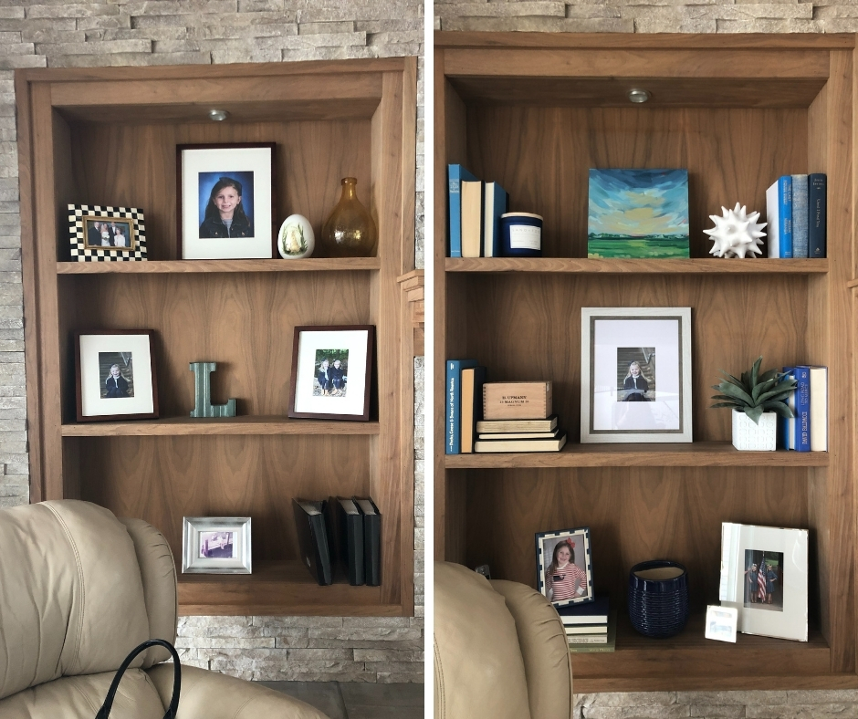 bookcase styling ideas, wooden bookcases, shelving near a fireplace, shelving ideas