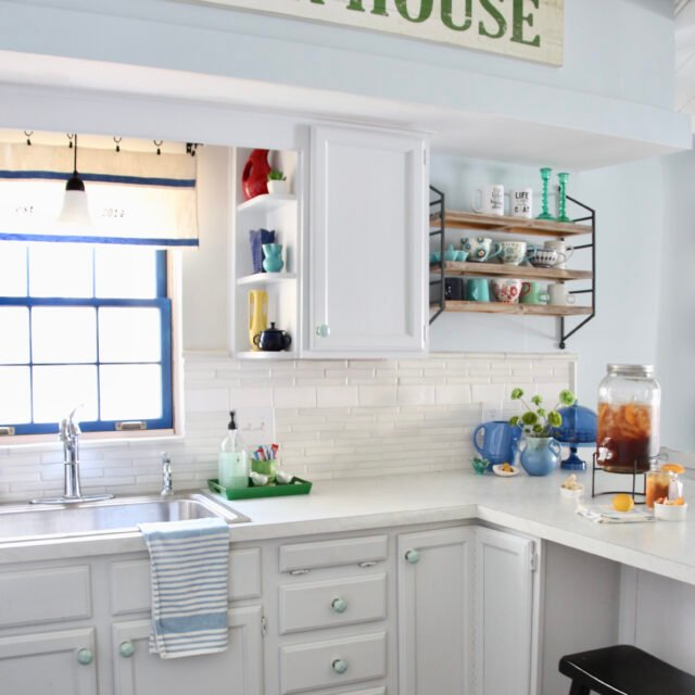 Lake House Decorating on a Budget