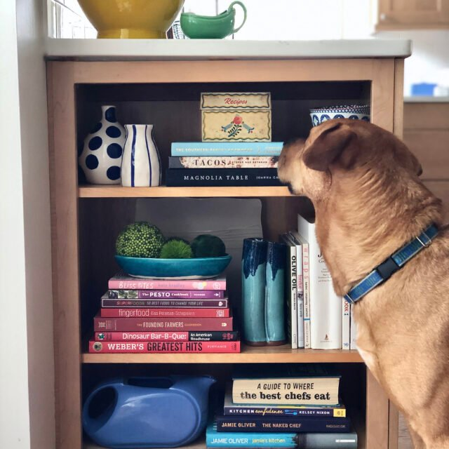 Tips for Styling Kitchen Shelves