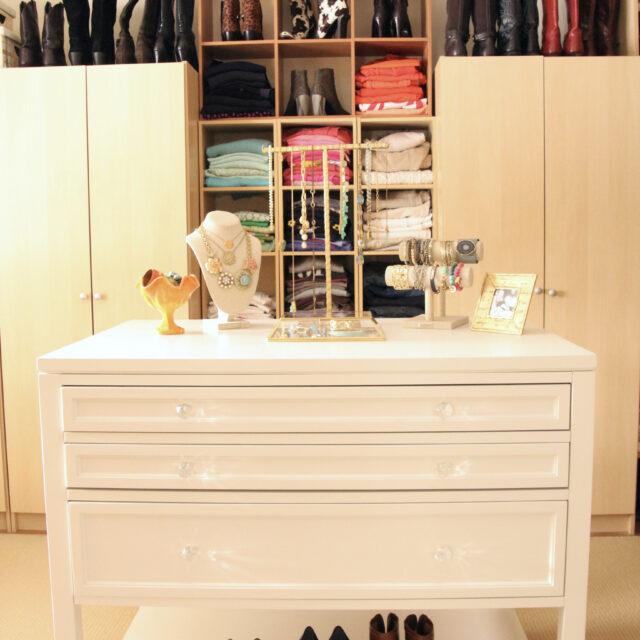 Dream Closet Organizing