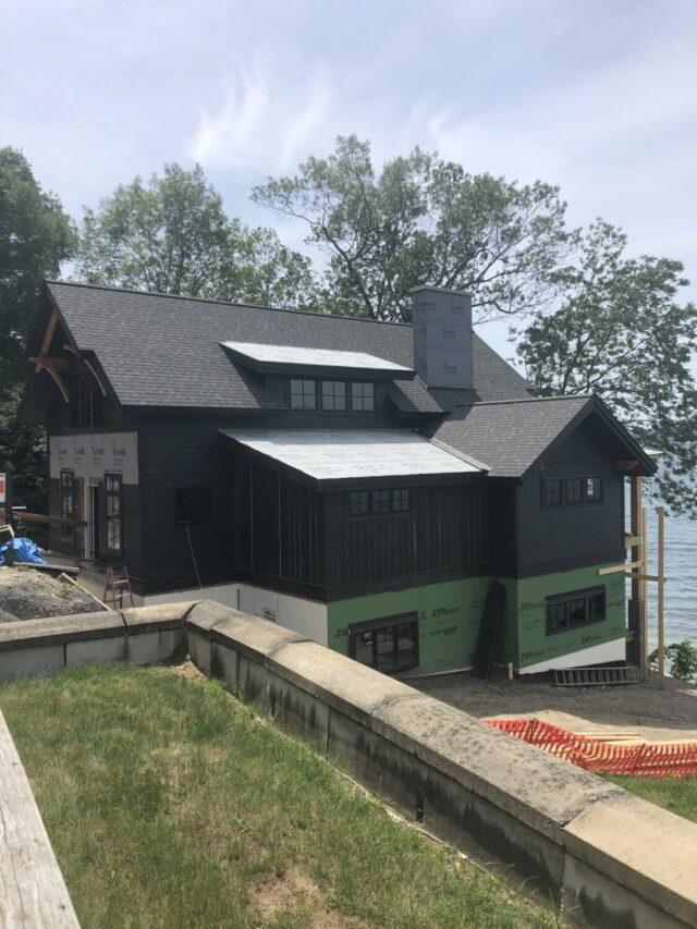 KEUKA LAKE Post & Beam Cottage